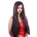 34 Inch Brown Indian Straight Hair