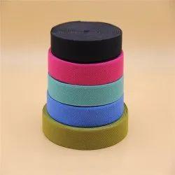 Polyester Plain Woven Elastic Tape