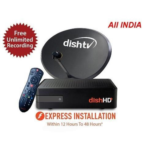 Dish Tv Hd Dth Set Top Box