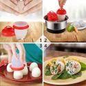 Egg Boiler Silicon (453)