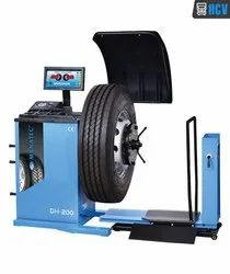 Digital Bus & Truck Wheel Balancer
