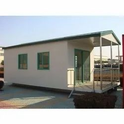 Steel Movable Prefabricated House