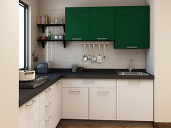 Wooden Modern Kitchen, Pune, Warranty: 5-10 Years