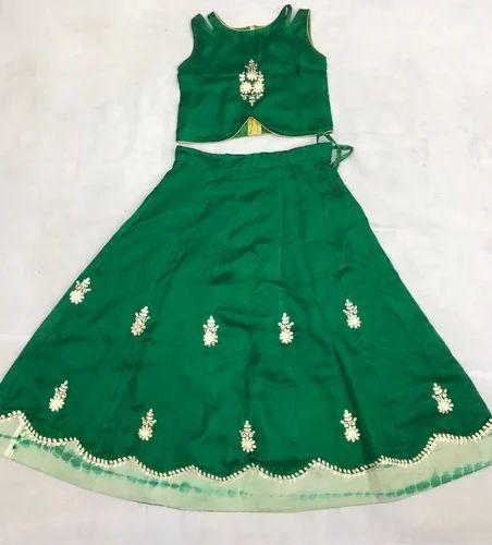 4ab67aae424d TP-02 KOTA SILK BABY GIRL DRESSES, Rs 3000 /set, Jawala Boutique ...