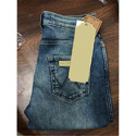Ladies Regular Fit Casual High Waist Jeans