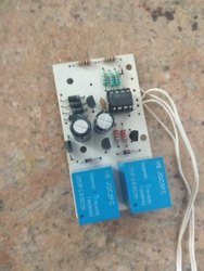 Assembled PCB With 130-170 Volts Working Range
