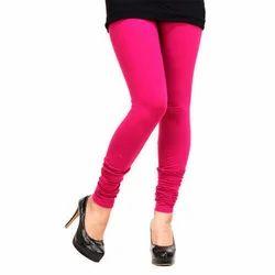 Full Free Size Plain Churidar Leggings