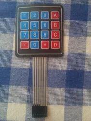 4x4 Matrix Membrane Keypad Arduino