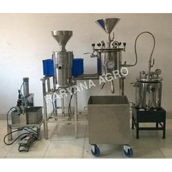 Pure Soya Milk Processing Machine