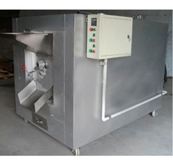 Gas and Electric Operated Peanut Roaster