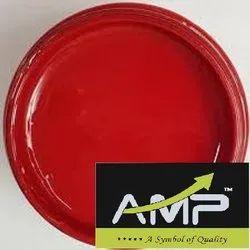 Red Inorganic Pigment Paste