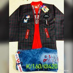 Boy Designer Baba Suit