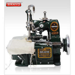 Automatic Bravo Overlock Sewing Machine