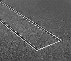 SS Tile Insert Channel Drain