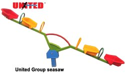 Four Seater Rocker Group Seesaw