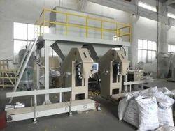 Rice Bagging Machine Bag Filling System