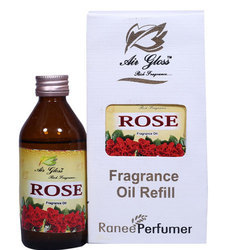Rose Fragrance Oil Refill
