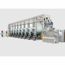 Automatic Mohindra Rotogravure Machine