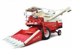 Preet 7049, 14 feet, 101 hp Combine Harvester, 5 Straw Walker