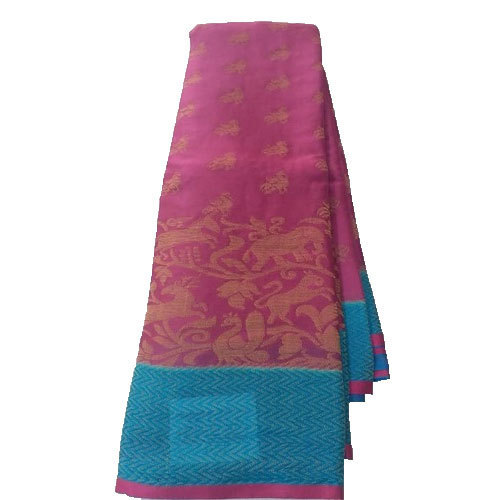 bd45036a81 Stylish Wrinkle Crepe Saree, Construction Type: Machine, Rs 6350 ...