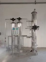 Demineralise water Plant