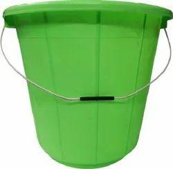 Green Bathroom  Bucket