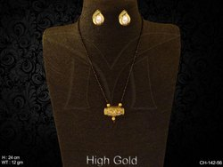 Mangalsutra Chain AD Pendant