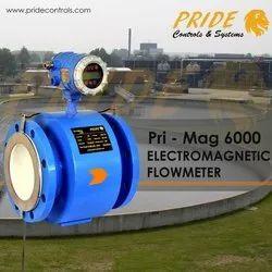 Pride Magnetic FlowMeter