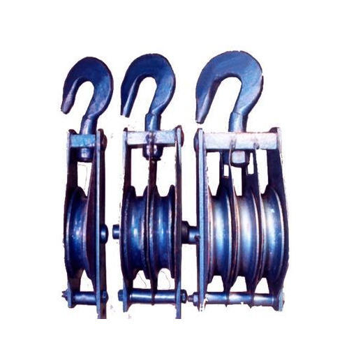 Wire Pulleys | Wire Rope Pulleys Block Capacity 5 Ton Rs 1000 Piece Hemson