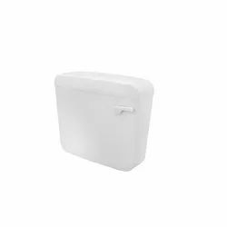 Parryware Plastic Nova Single Flush Polymer Cisterns for Toilet, Model Name/Number: E8325
