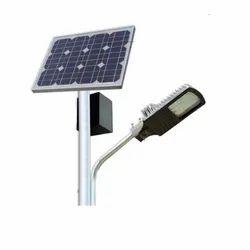 Solar DC Street Light