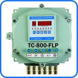 Flameproof Multi Channel Gas Monitor