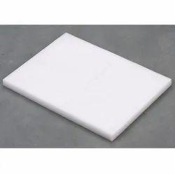 White Delrin (POM) Sheet