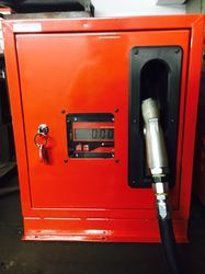 Diesel Dispensing Unit with Digital Flow Meter