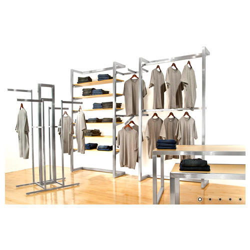 Textile Display System Cloth Display Stand Manufacturer