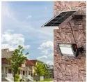 Solar LED Outdoor Security Wall Light,Street Light 50W LED,(SRESKY) Remote Control Solar Wall Light