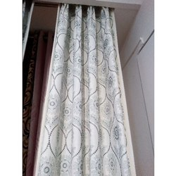 Polyester Long Door Curtains