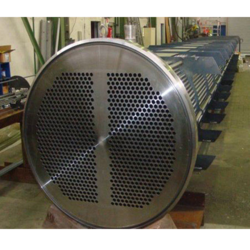 Tube Sheet Drilling