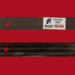 Dark Ebony High Gloss Edge Band Tape