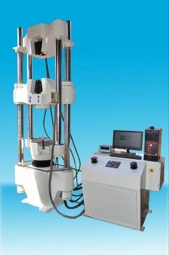 Hydraulic Grips Universal Testing Machine
