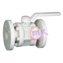 PP Screwed End Ball Valve
