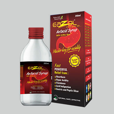 Eazol Antacid Syrup Leakages Proof Storage Tanks Service Provider From Mumbai