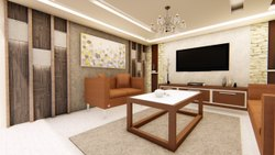 Elite Space Modern Hall With Elegant Design