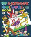 Cartoon Coloring Book 3