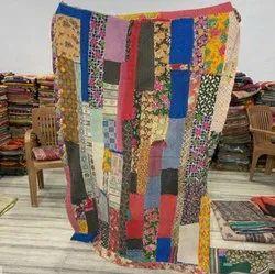 Textile Vintage Kantha Quilt