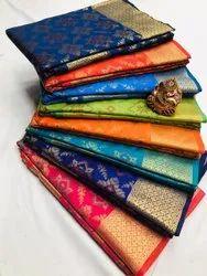 Thankar Banarasi Patola Saree With Zari Weaving Reach Pallu Saree