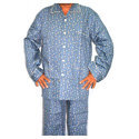 Men's Printed Night Suit
