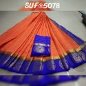 Ladies Tushar Silk Sarees
