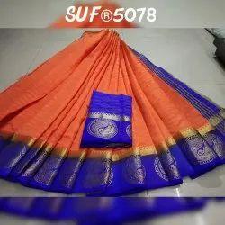 Ladies Tushar Silk Sarees