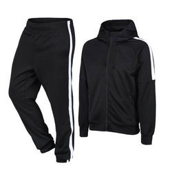 Men's Black Tracksuit